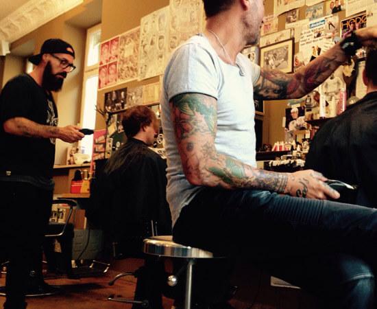 Bash Barbery Ink
