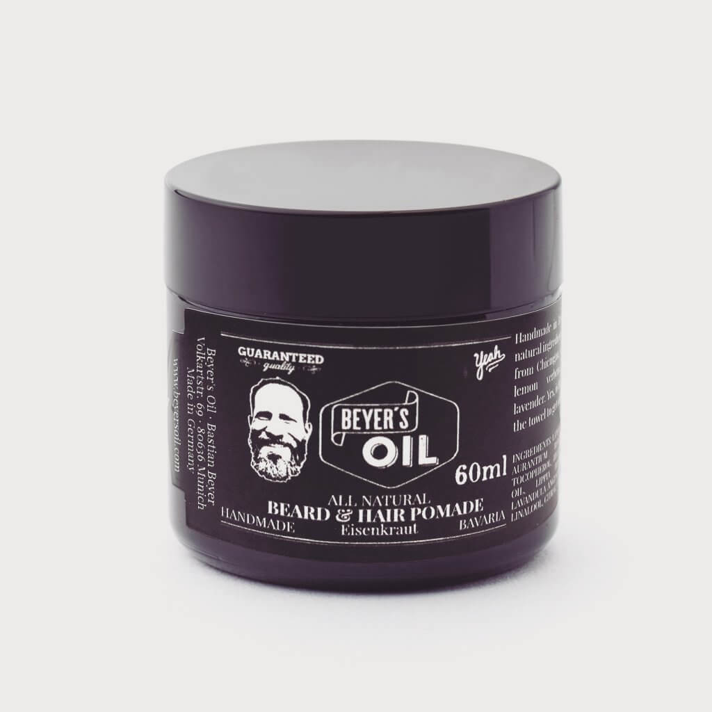 Beard & Hair Pomade