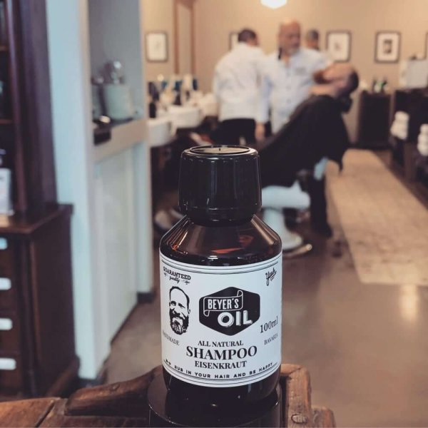 Shampoo 100ml Barbershop
